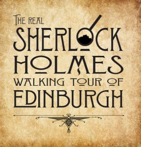 The Real Sherlock Holmes Walking Tour of Edinburgh
