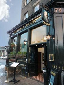 The Conan Doyle Pub