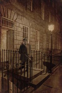 A New Case for Sherlock Holmes