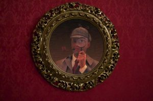 A Portrait of Sherlock Holmes