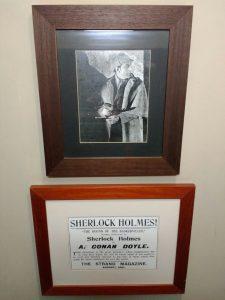 Sherlock Memorabilia The Conan Doyle Pub