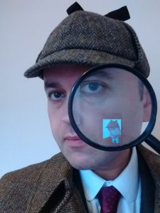 Sherlock Under the Magnifying Glass