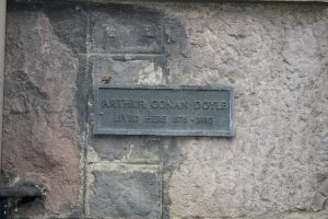 Arthur Lived Here