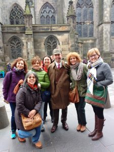The Royal Mile Irregulars