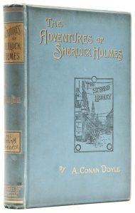 The Adventures of Sherlock Holmes 1st Edition