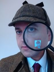 Sherlock Under the Magnifying Glass