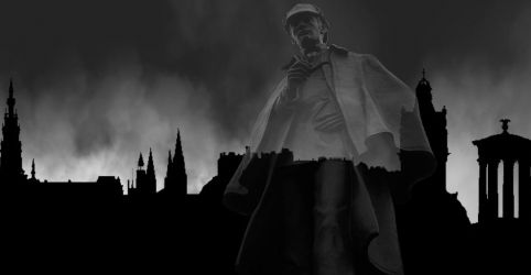 Real Sherlock Holmes Over The City